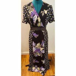 Carole Little Lilac Dress